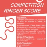 COMPETITION RINGER SCORE